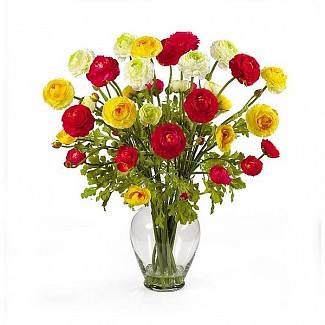 Silk Flowers,Artificial Silk Flower Arrangements,Floral arrangements,